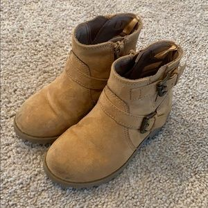 Old Navy Toddler Girls Size 8 Boots